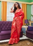 LT Fashions Surbhi gorgeous stylish look printed saree in wholesale price