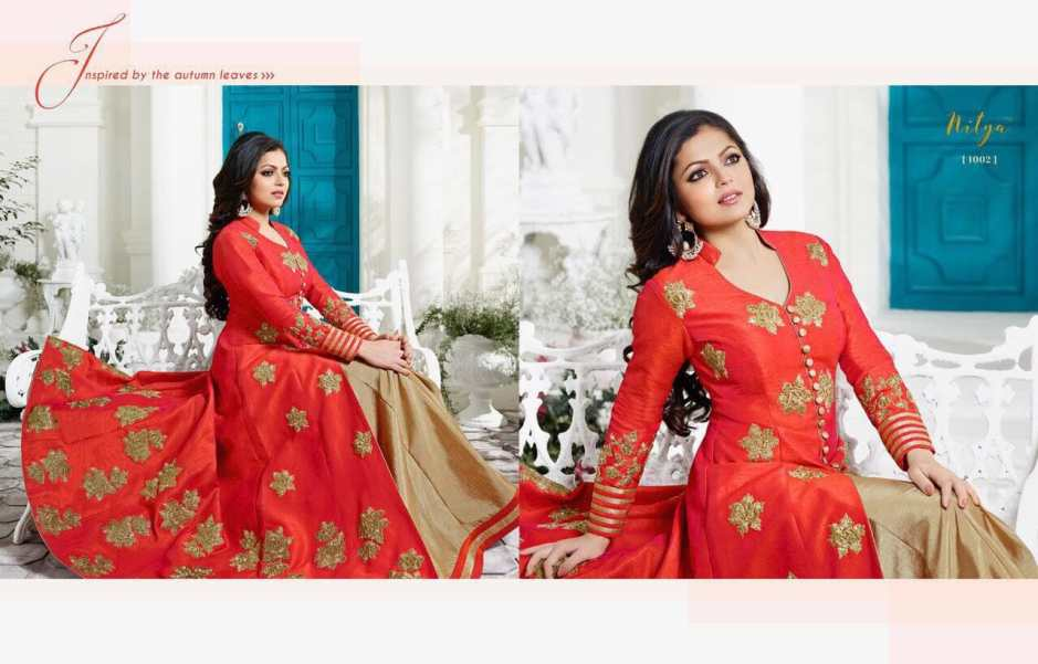 LT Nitya gowns singles elagant Style gorgeous stylish look Gowns