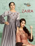Manas zaira touch the feel of trendy fits Gowns in wholesale prices