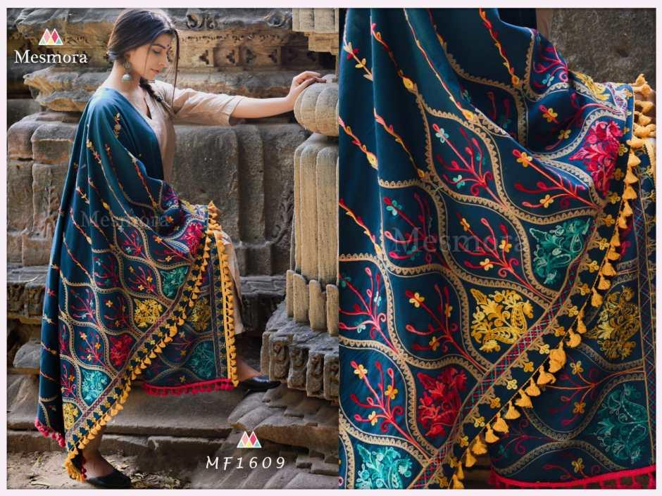 Mesmora jassi Astonishing Style amazing look duppata