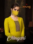 Nitisha nx chingari casual wear kurties online supplier