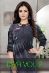 Privaa Diya vol 2 gorgeous stunning look attractive Kurties