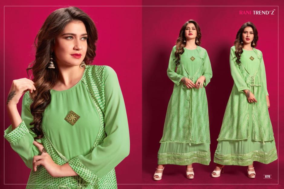 Rani trendz fashion club vol-2 stunning look classy catchy Kurties