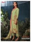 Reyna fabrics moon shadow charming look Salwar suits