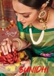 saroj sunidhi elegant saree catalog