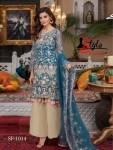 Style Fashion 1011-1015 Pakistani Collection beautifully designed Salwar suits in factory prices