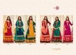 tripal aaa kadambari vol 2 jam silk  innovative style  salwar lehenga with chinon dupatta catalog
