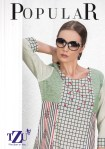 tzu popular cotton casual wear kurti catalog