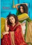 Vallabhi prints kiwi innovative style beautifully designed Sarees catalog
