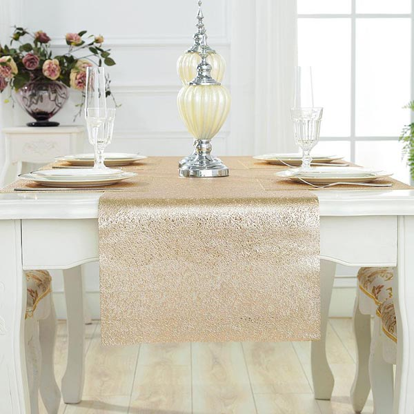 pvc table runner manufacturer