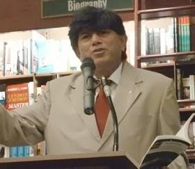 REMINDER: Yuyutsu Sharma, Poet of the Himalayas, at BOOK BAR in Denver