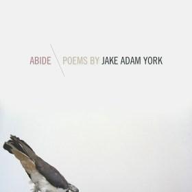 Good Luck to Jake Adam York, Too Late