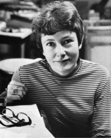 Denise Levertov (circa 1959)