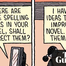 Tom Gauld on Coping with Computers