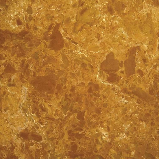 Copper yellow marble tiles slabs cuttosize countertop
