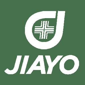 JIAYO Logo White