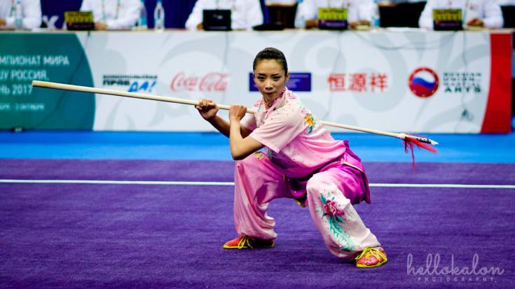 14th World Wushu Championship