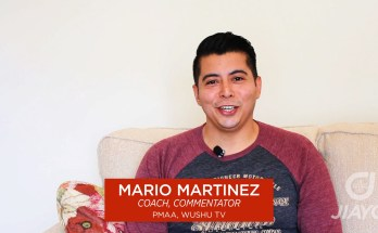 Wushu Interview with Mario Martinez