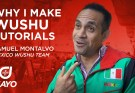 Why I Make Wushu Tutorial Videos - Samuel Montalvo