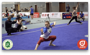 Videos from the 8th World Kungfu Championship