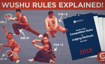 Wushu Rules Explained