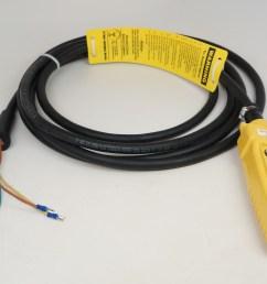 pendant control station for cm chain hoist 21 cord for lodestar valustar jib cranes jibcranes com 1 jib crane supplier [ 4912 x 3264 Pixel ]