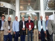 A group Photo of the GEM-CC members who participated in the ICOM-CC