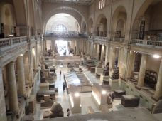 Egyptian Archaeological Museum of Cairo
