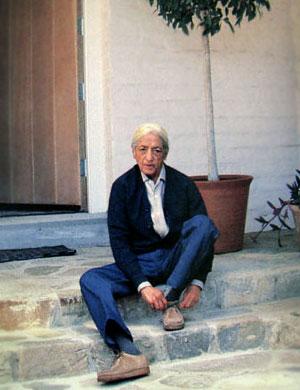Jiddu Krishnamurti texts