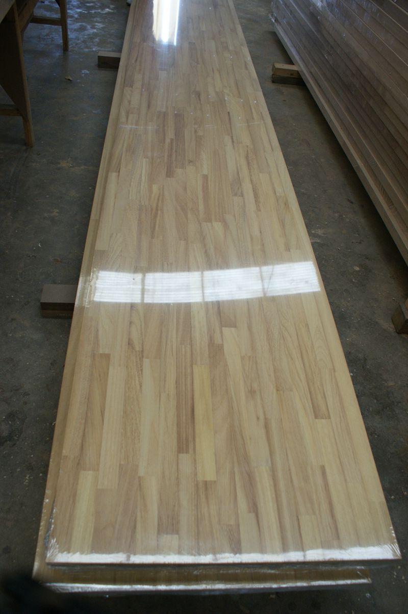 Iroko Wood WorktopsJieke Wood