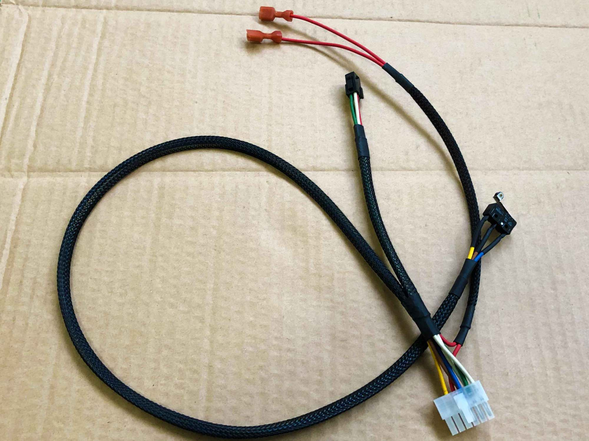 hight resolution of disability equipment wire harness