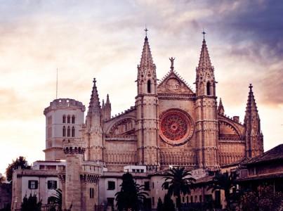 Palma de Mallorca Catedral de Santa María