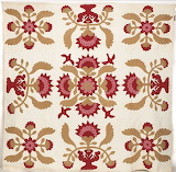 Antique Quilt - online jigsaw puzzle - 64 pieces