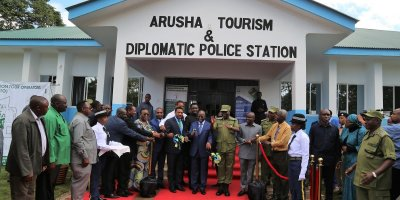 Arusha tourism police station