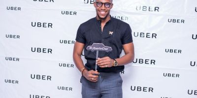 Idris Sultan named Uber service envoy