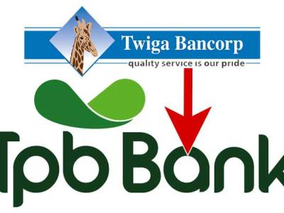 Merge TPB and Twiga bank