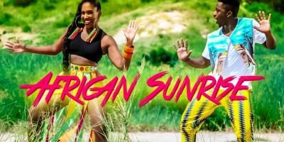 Nsoki feat Rayvanny African Sunrise