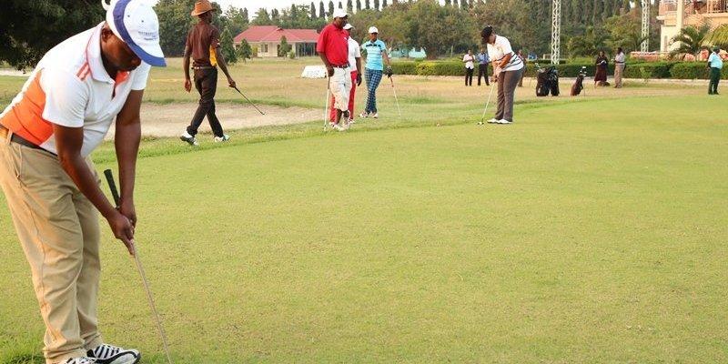 Wanyeche Moshi Open Professional Golf