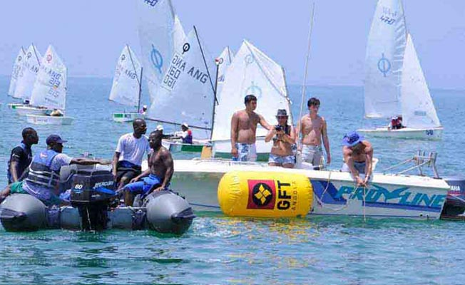 Sailing association African Youth Games