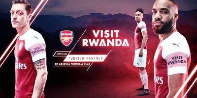 Kagame sponsoring Arsenal uplifts Africa's image