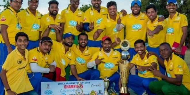 Caravans stamp authority in T20 cricket