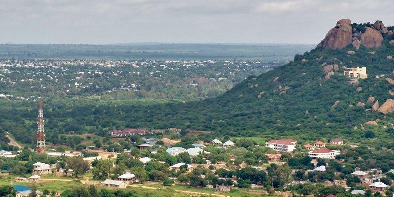 Mtumba residents in Dodoma