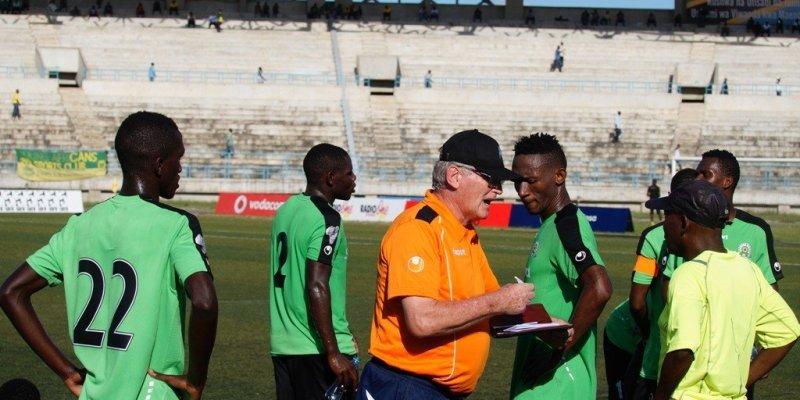Pluijm demands high level discipline at Azam FC