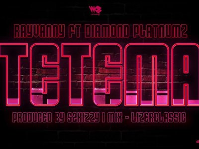 Rayvanny Ft Diamond Platnumz - Tetema