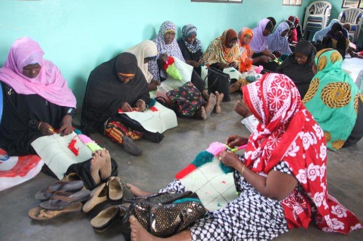 Women entrepreneurs in Zanzibar