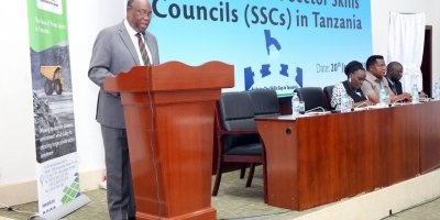 Banks on Sector skills councils
