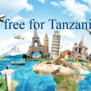 Visa free countries Tanzanian citizens