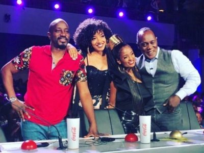 East Africa Got Talent judges
