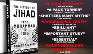 "New review of The History of Jihad: ""If only every government official in the non-Muslim world would read it"""
