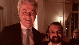"Geert Wilders on History of Jihad: ""A fantastic book, an absolute must-read for all freedom-loving people!"""